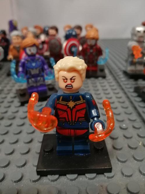 Captain Marvel Mini-figure (EndGame)