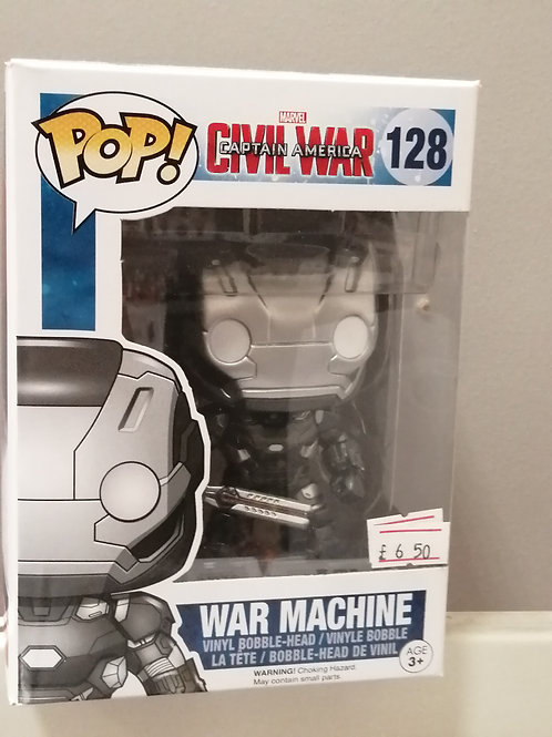 WarMachine Funko Pop