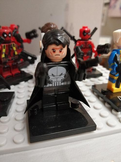 The Punisher Mini-figure (Frank Castle)