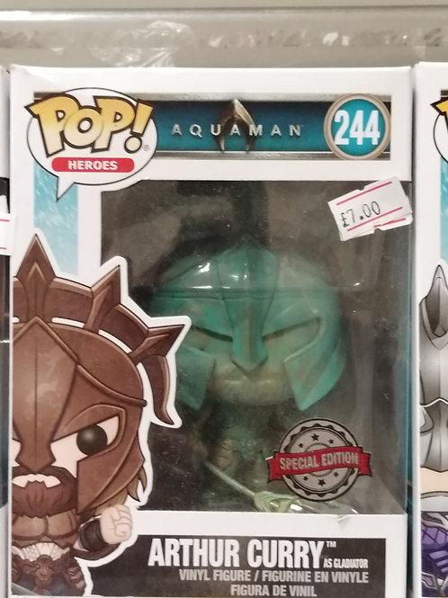 Special Edition Aquaman Funko Pop