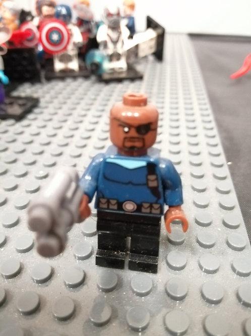 Nick Fury Mini-figure