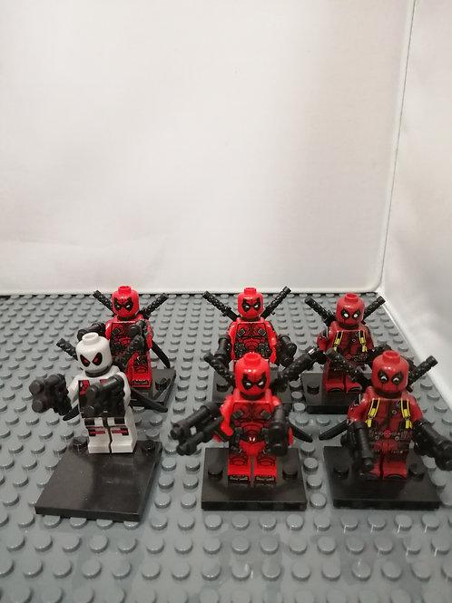 Deadpool Mini-figures