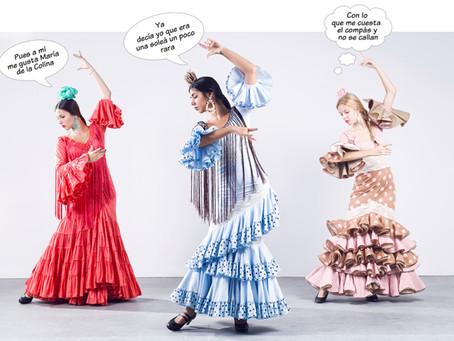 Las Sevillanas - Baile Tradicional