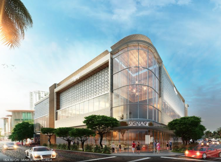 Saber Real Estate Advisors nabs $22M construction loan for South Beach retail project