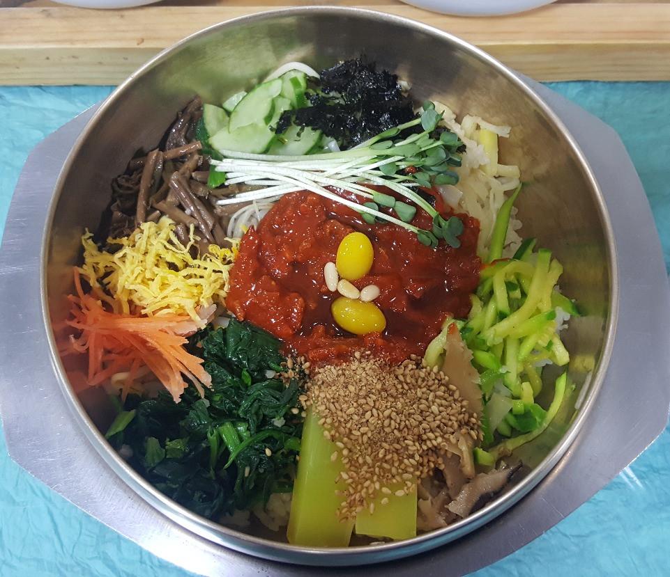 Gajokhoegwa bibimbap, Jeonju, South Korea - Life Itinerant