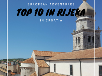 Top ten in Rijeka