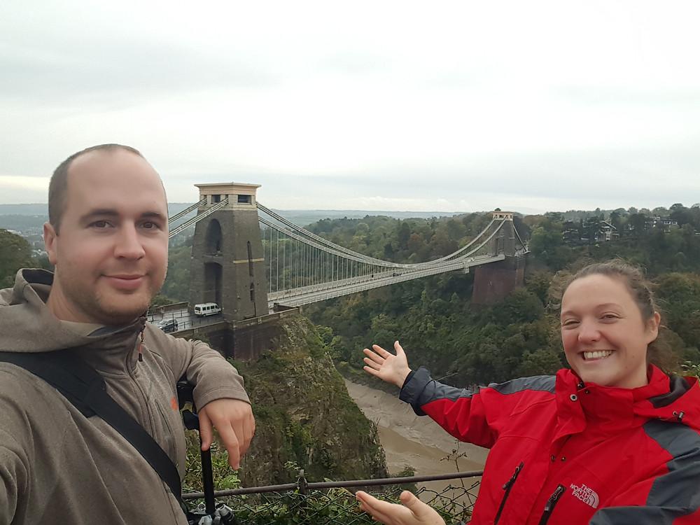 Clifton Suspension bridge, Bristol - Life Itinerant