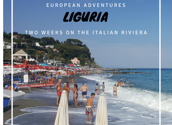 Liguria - 2 weeks on the Italian Riviera