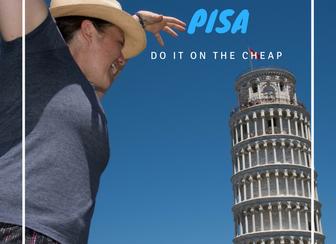 Follow us to Pisa, Italy