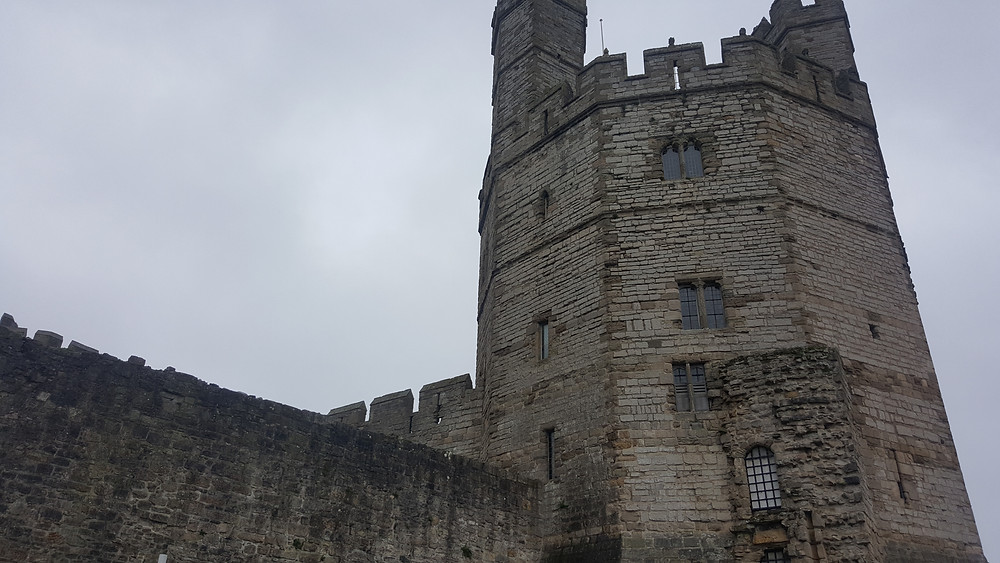 Caernarfon Castle, Wales - Life Itinerant
