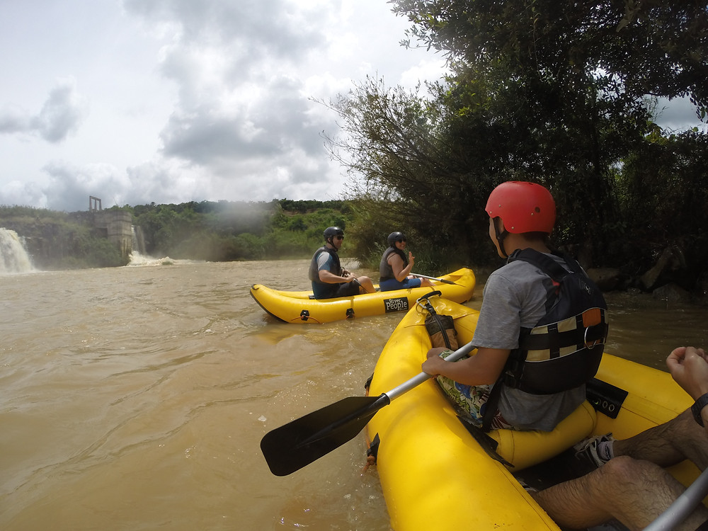 Rafting Dalat with Phat Tyre adventures, Vietnam - Life Itinerant