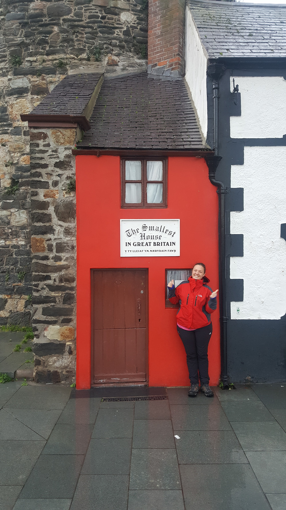 Uk's smallest house, Wales - Life Itinerant