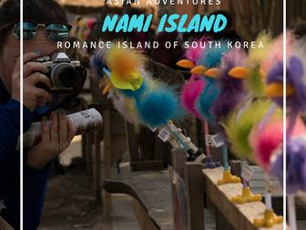 Island of romance - Nami Island