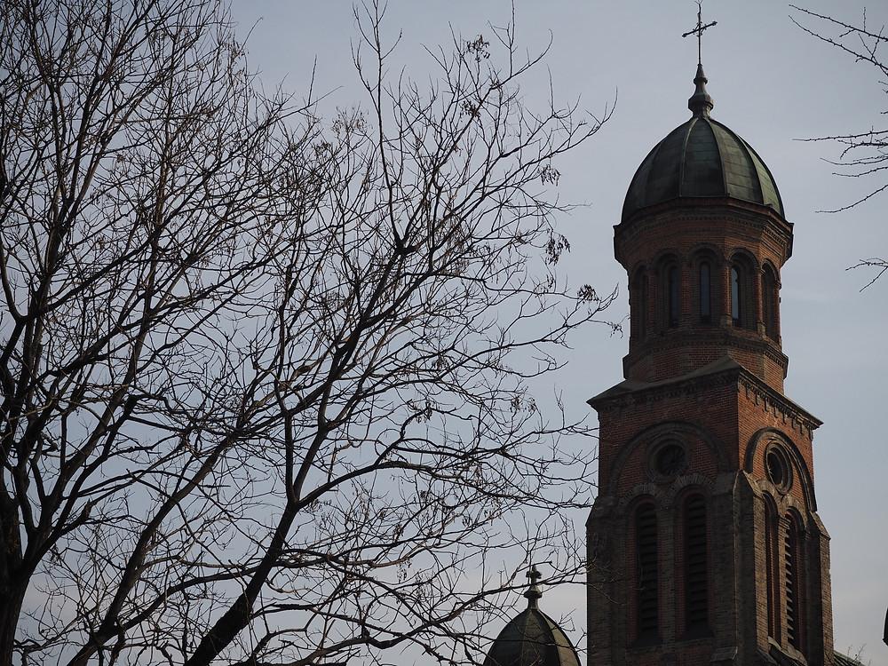 Jeondong Catholic Cathedral, Jeonju, South Korea- Life Iitnerant
