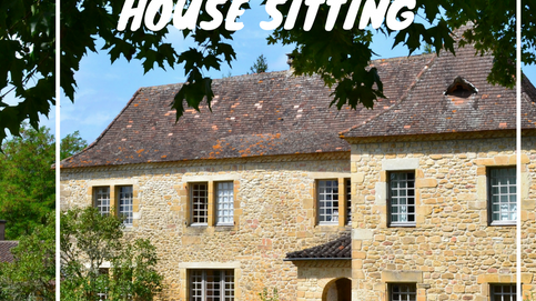 House Sitting - save money travel more