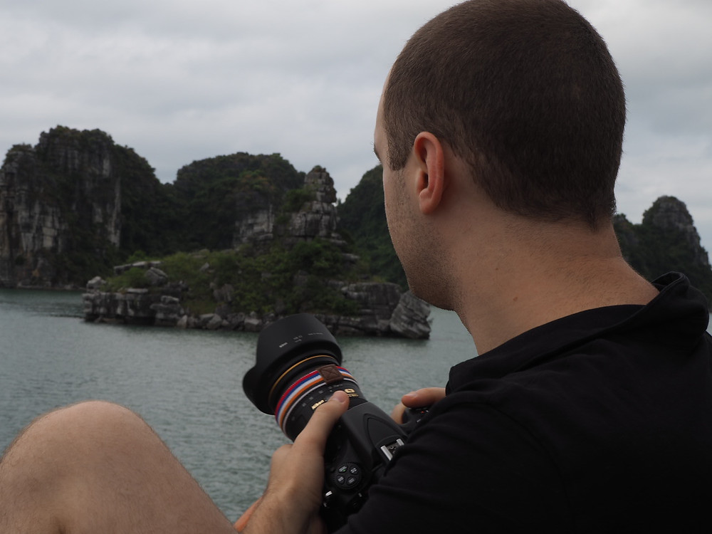 Bai Tu Long Bay, Halong Bay, Vietnam - Life Iitinerant