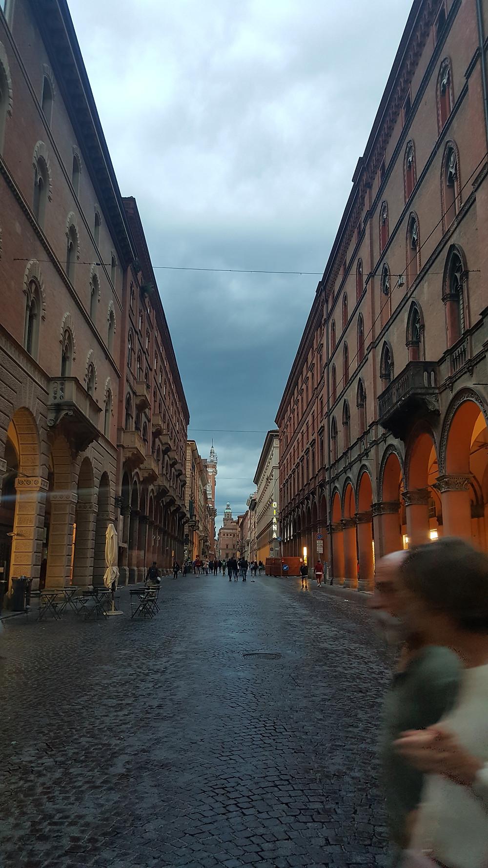 Bologna, italy - Life Itinerant