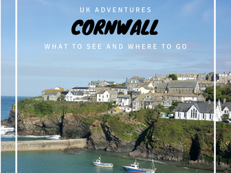 What to see in Cornwall