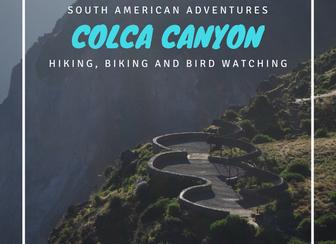 Conquering the Colca Canyon