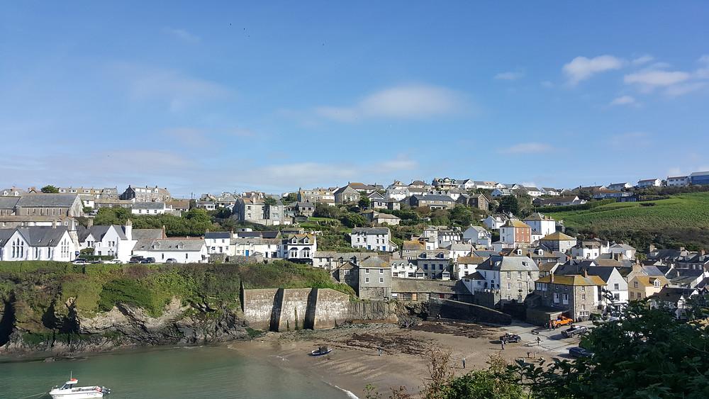 Port Isaac, Cornwall, UK - Life Itinerant