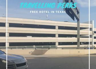 We got a free hotel in Texas