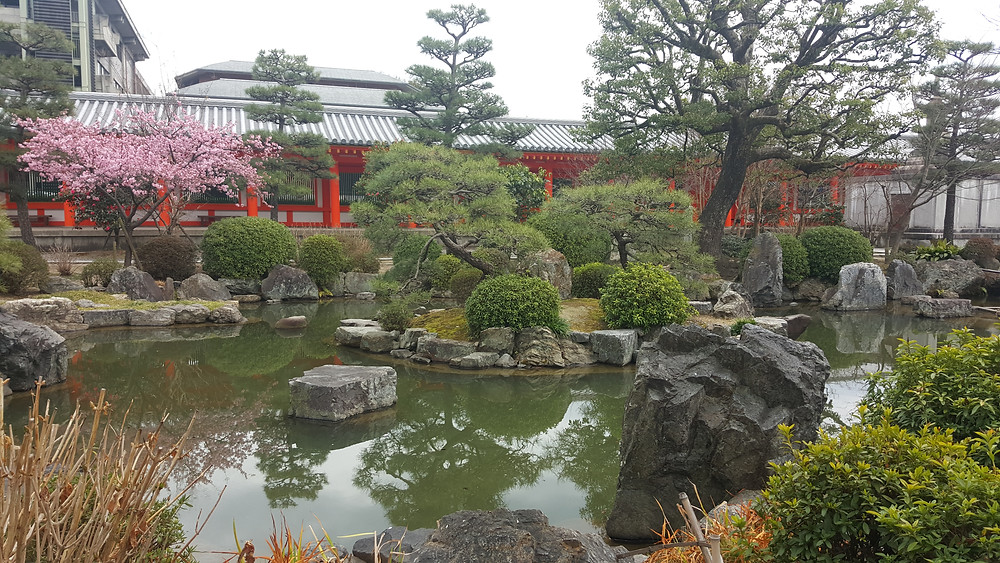 Getting lost in Japanese Gardens, Kyoto - Life Itinerant