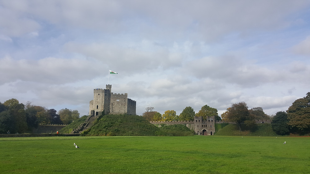 Cardiff Castle, the keep - Life Itinerant