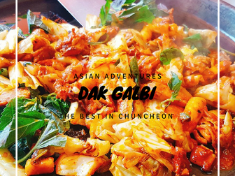 Chuncheon, the home of dakgalbi