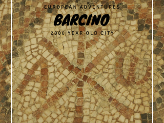 Barcino - two thousand year old city
