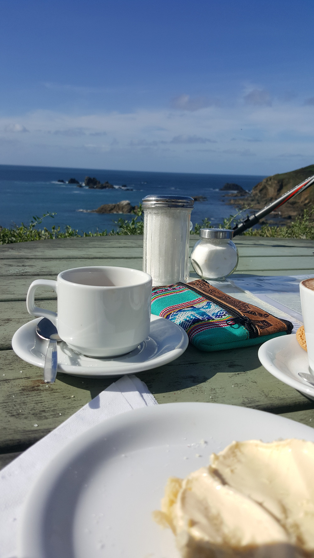 Have the UK's most southern cream tea - Life Itinerant