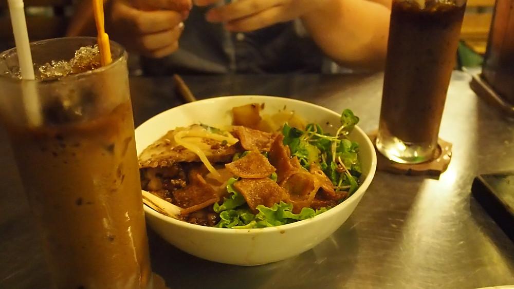 The specialty of Hanoi, Cau Lao- Life Itinerant