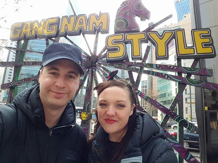 Gangnam, South Korea - Life Iitinerant