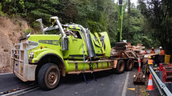 Truck recovered