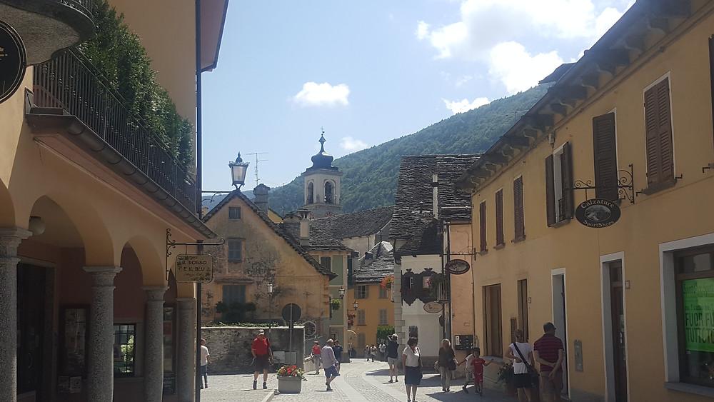 Santa Maria Maggiore, Italy - Life Itinerant