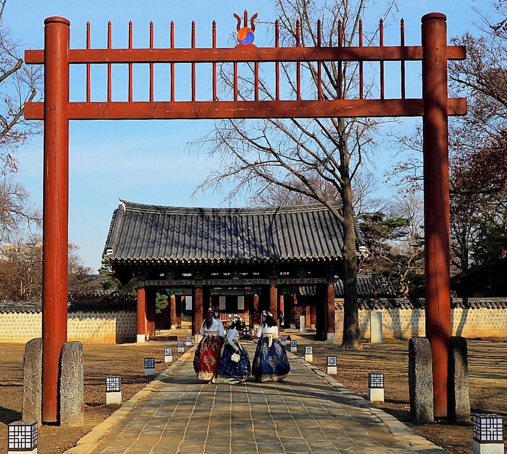 Gyeonggijeon Palace, Jeonju, South Korea - Life Iitinerant