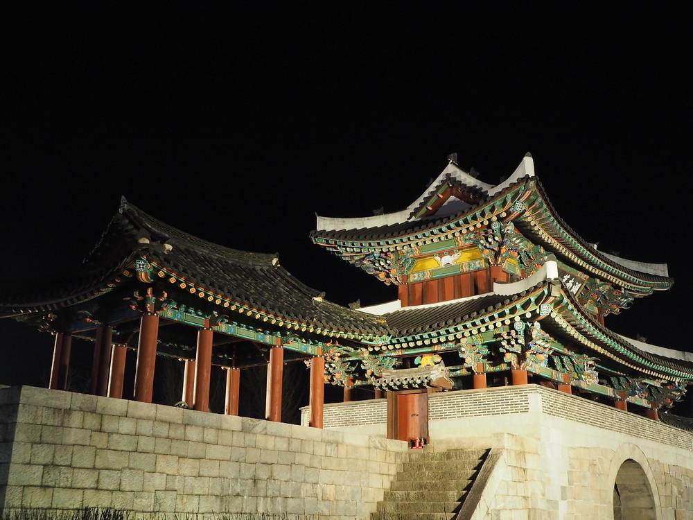 Pungnammun Gate, Jeonju, South Korea - Life itinerant
