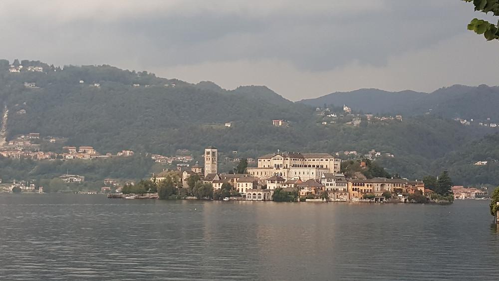 Isola San Giulio, Lake Orta - Life Itinerant Italian lakes