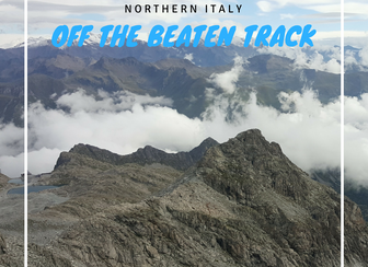 Northern Italy off the beaten track