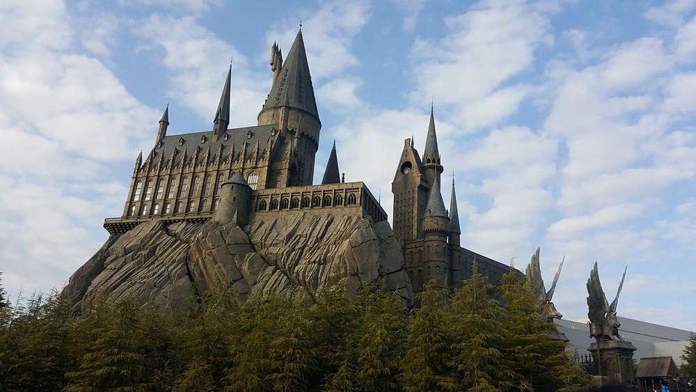 Hogwarts, Wizarding World of Harry Potter, Universal Studios, Osaka, Japan - Life Iitinerant