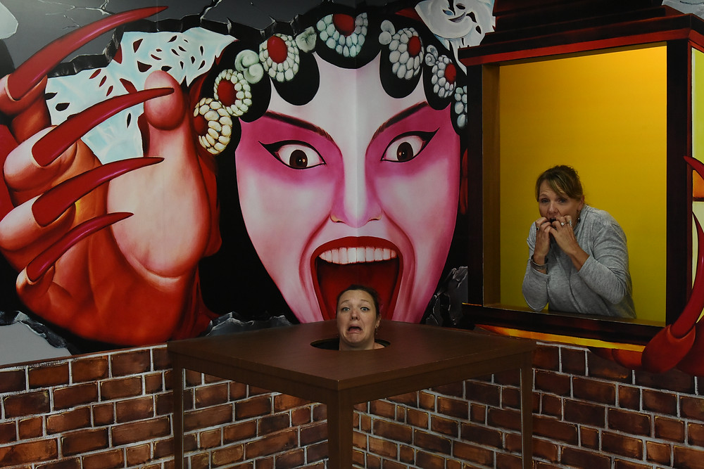 Trick Eye Museum, Busan, South Korea - Life Iitinerant