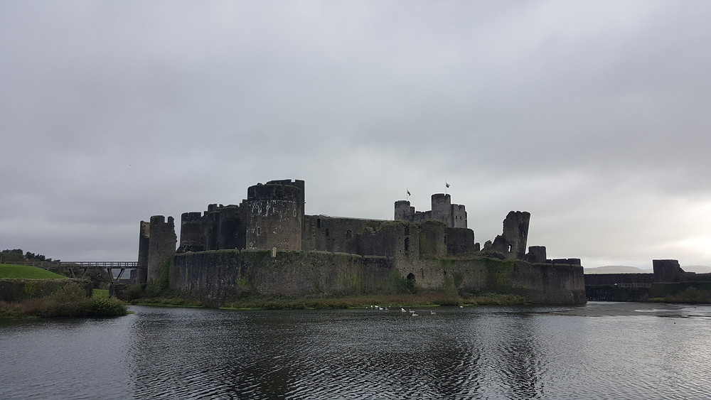 Caerphilly Castle, Wales - Life Itinerant