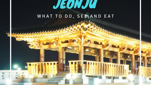 Top things to do in Jeonju