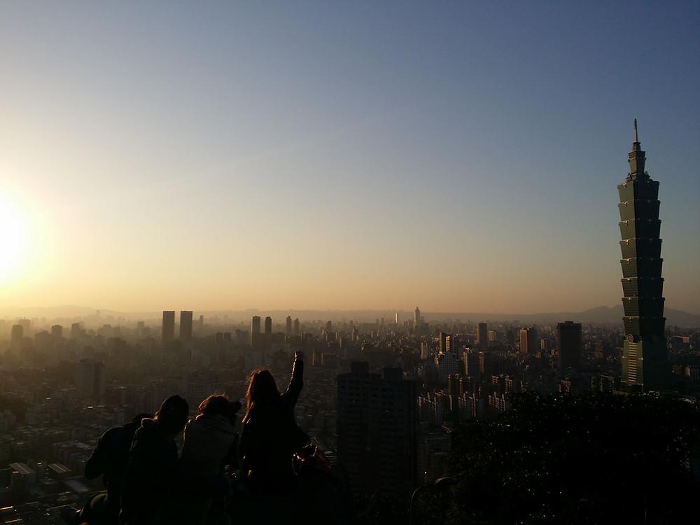 Taipei 101, Taipei, Taiwan - Life Iitinerant