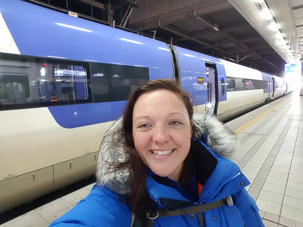 KTX, Yongsan, South Korea - Life Itinerant