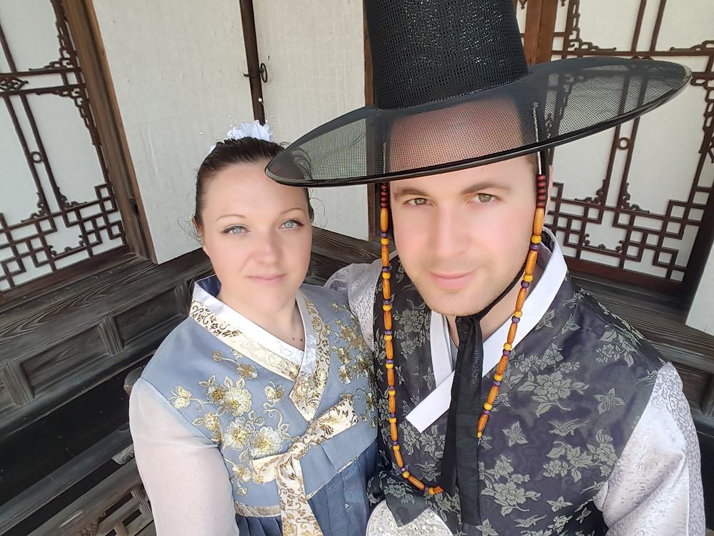 Dressing in Hanbok, South Korea - Life Itinerant