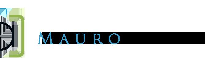 Nuevo logo de Mauro Agost