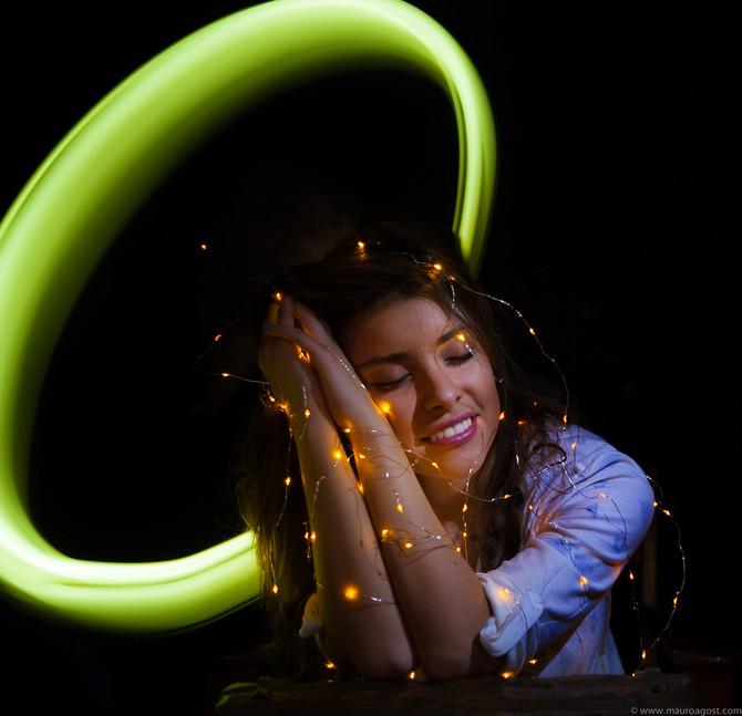 SESIONES LIGHTPAINTING & BOKEH