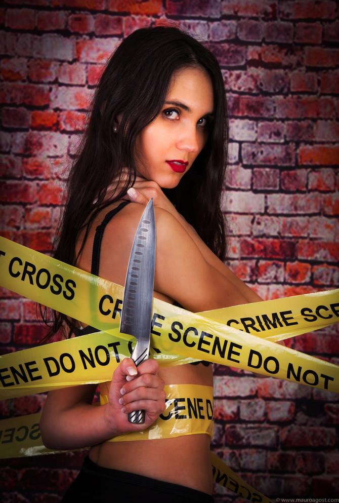 Sesión Crime Scene