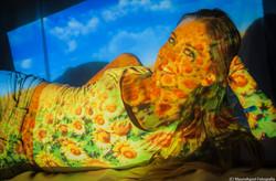 Light Body Painting