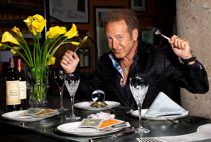 mentalist Sidney Friedman wows with dinner party entertainment